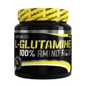 100% L-Glutamine 500g da Biotech USA