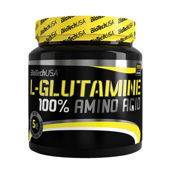 100% L-Glutamine 500g de Biotech Usa