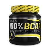 100% BCAA 400g de Biotech Usa