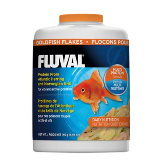Alimento Água Fria Escamas 140g/750 ml da Fluval