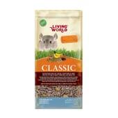 AlimentoClassicParaHámster908g de Living World
