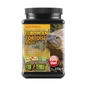 Alimento Tartaruga EuropeiaAdulto 270g da Exo Terra