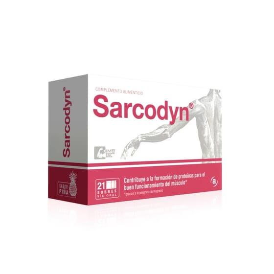 Sarcodyn 21 Sobres da Sarcodyn