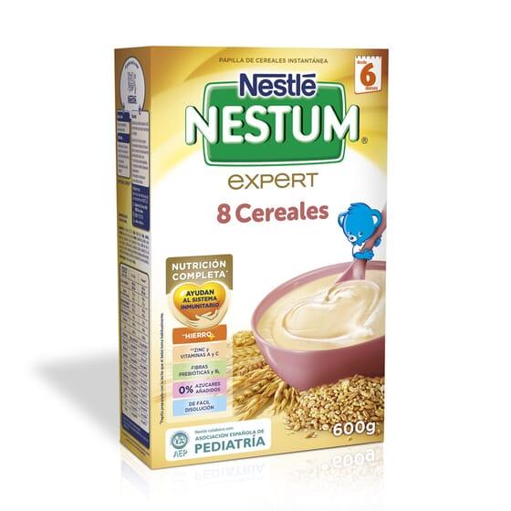 NESTUM 8 CEREALES 600g - NESTLE NESTUM
