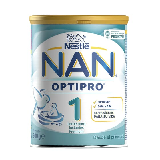 Nestle Nan Optipro 1 - 800g da Nestle Nan