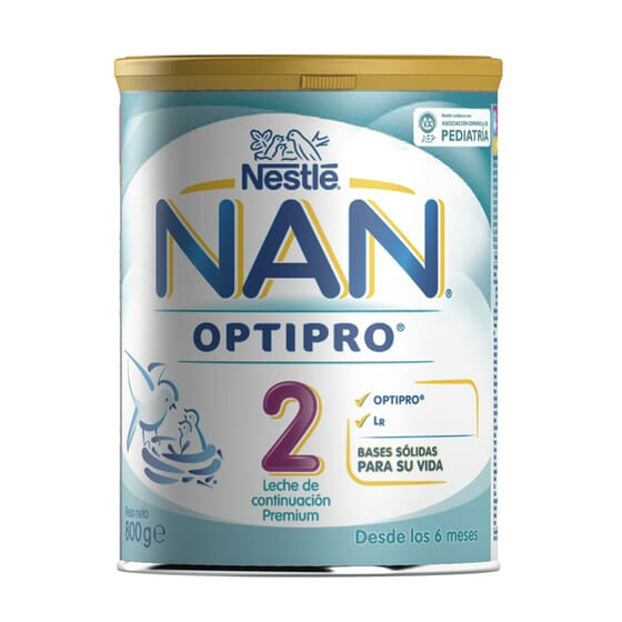 NESTLE NAN OPTIPRO 2 - 800g - NESTLE NAN