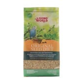 Original Seed Diet Alimento Periquito 1 Kg da Living World