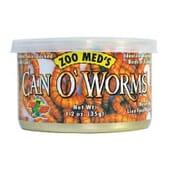 Can O Worms Lata De Vermes 35g da Zoo Med
