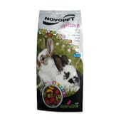 Optima Aliment Lapins 3 Kg de Novopet