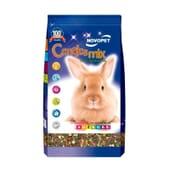 Aliment Lapins Mix 4 Kg de Novopet