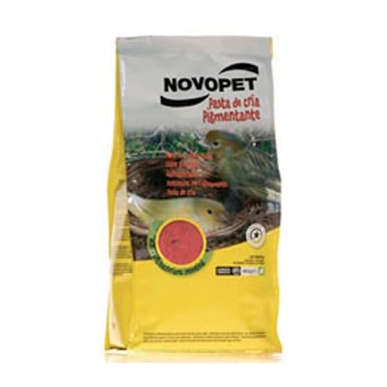 Pâte d'Élevage Pigmentante Pour Oiseaux 300 g de Novopet