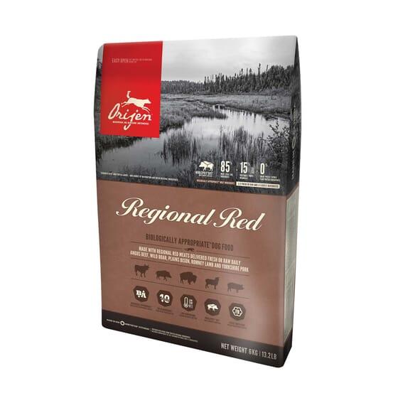 Dry Regional Red Dog 11,4 Kg da Orijen