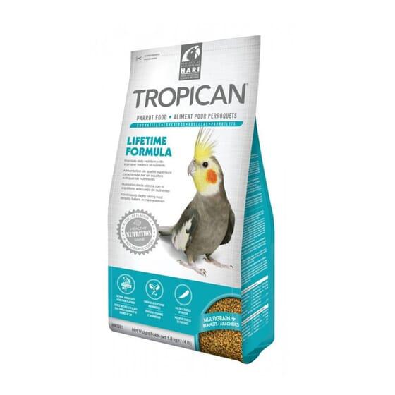 Alimento De Mantenimiento Para Ninfas 1,8 Kg de Tropican