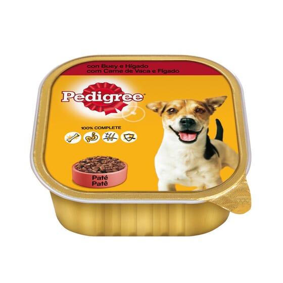 Junior Alimento Húmedo Tarrina Para Cachorros 300g de Pedigree