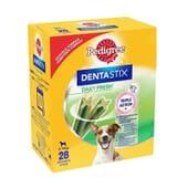 Dentastix Fresh Snack Cães Raças Pequenas Pack Mensal 28 Barras da Pedigree