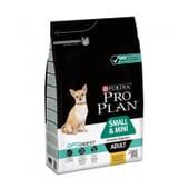 Cão Adulto Raças Pequenas e Miniaturas Com Optidigest Frango 3 Kg da Pro Plan