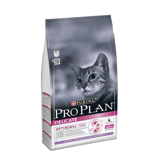 Gato Delicate Pavo 400g de Pro Plan
