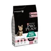 Cachorro Raças Pequenas e Miniaturas Com Pele Sensível Optiderma Salmão 700g da Pro Plan