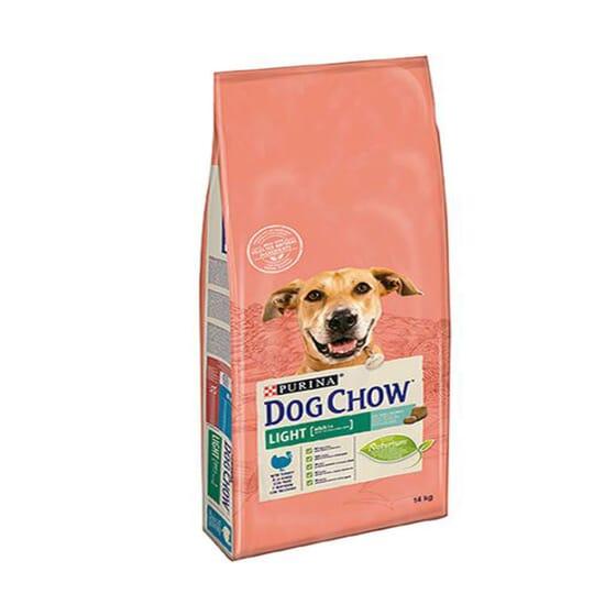Dog Chow Ração Para Cão Adulto Light Com Peru 14 Kg da Purina