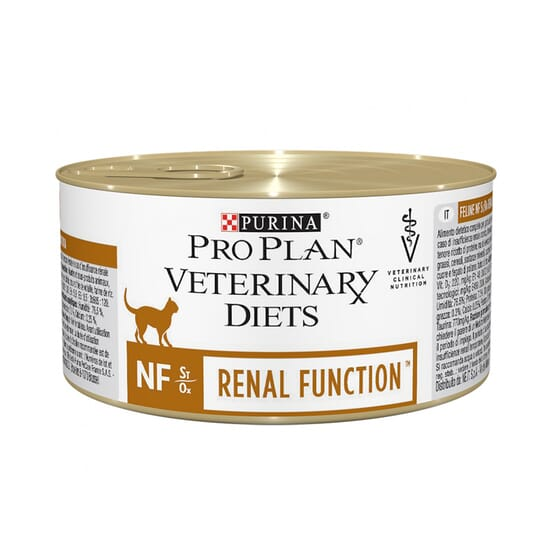 Comida Húmida Para Gato NF Renal Function Mousse 195g da Pro Plan Veterinary Diets