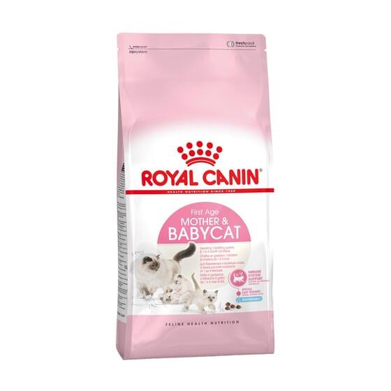 Pienso Gatito Mother & Babycat 2 Kg de Royal Canin
