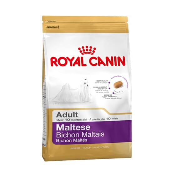 Pienso Bichón Maltés Adulto 1,5 Kg de Royal Canin