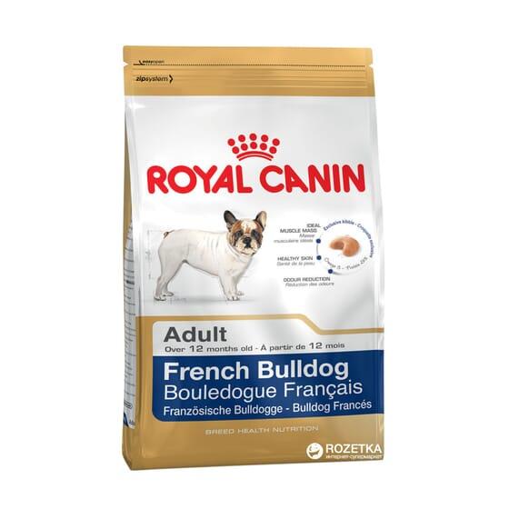 Pienso Bulldog Francés Adulto 1,5 Kg de Royal Canin