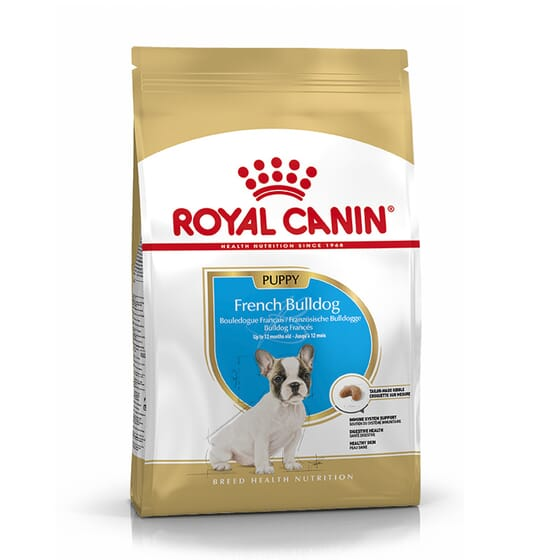 Pienso Bulldog Francés Junior 3 Kg de Royal Canin