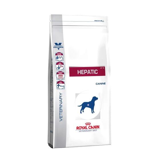 Veterinary Diet Ração Cão Adulto Hepatic 1,5 Kg da Royal Canin