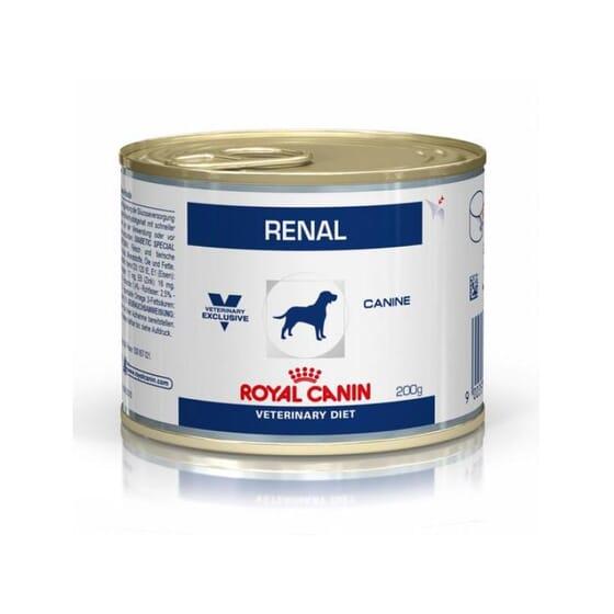 Veterinary Diet Comida Húmida Cão Adulto Renal Special 200g da Royal Canin