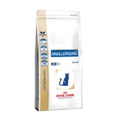 Veterinary Diet Ração Gato Adulto Anallergenic 4 Kg da Royal Canin