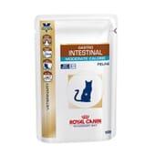 Veterinary Diet Pâtée Chat Gastrointestinal Moderate Calorie 1 Sachet De 100g de Royal Canin