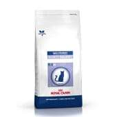 Veterinary Diet Neutered Ração Gato Adulto Satiety Balance 3,5 Kg da Royal Canin