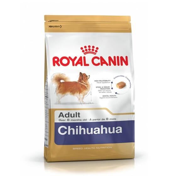 Ração Chihuahua Adulto 3 Kg da Royal Canin