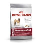 Ração Cão Adulto Raças Médias Dermacomfort 3 Kg da Royal Canin