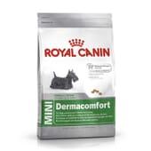 Ração Cão Adulto Raças Pequenas Dermacomfort 10 Kg da Royal Canin