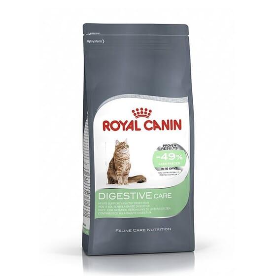 Ração Gato Adulto Digestive Care 2 Kg da Royal Canin