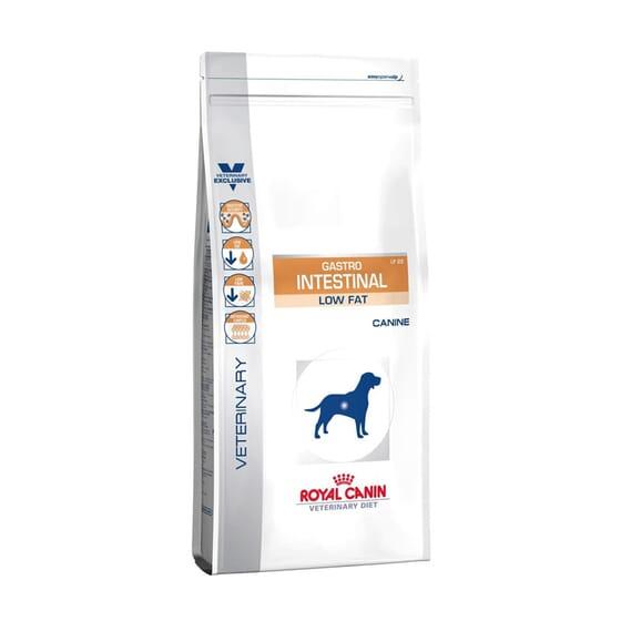 Veterinary Diet Ração Cão Adulto Gastrointestinal Low Fat 12 Kg da Royal Canin