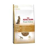 Ração Gato Adulto Pure Feline Nº2 Thin 1,5 Kg da Royal Canin