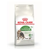 Pienso Gato +7 Años Active Life Outdoor 2 Kg de Royal Canin