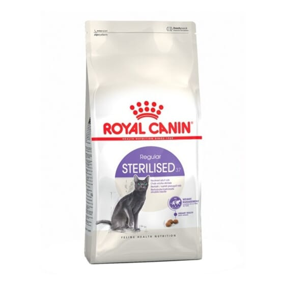 Ração Gato Adulto Esterilizado 37 2 Kg da Royal Canin