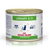 Veterinary Diet Comida Húmeda Gato Urinary S/O 1 Lata De 195g de Royal Canin