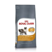 Ração Gato Adulto Hair & Skin Care 10 Kg da Royal Canin