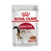 Comida Húmeda Gato Adulto Instinctive En Salsa 1 Sobre De 85g de Royal Canin