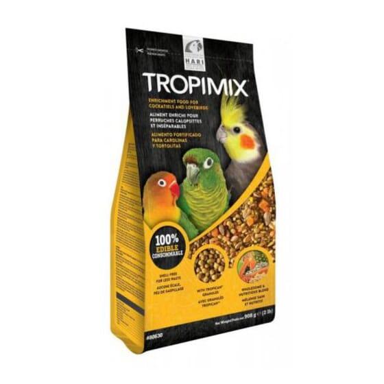 Alimento Para Ninfas e Agapornis908g da Tropimix