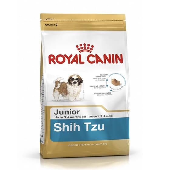 Ração Shih Tzu Junior 1,5 Kg da Royal Canin