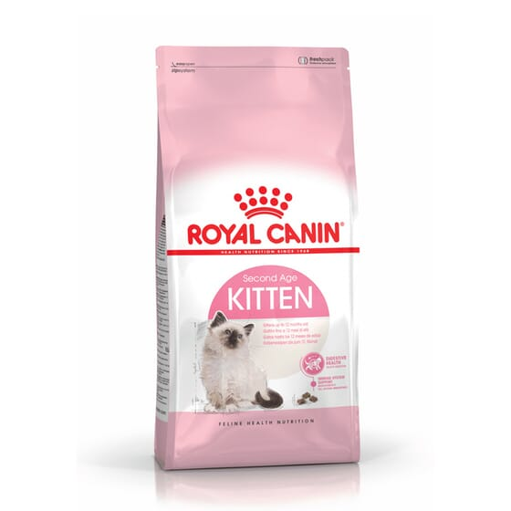 Ração Gatinho Second Age 4 Kg da Royal Canin