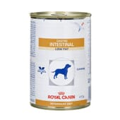 Veterinary Diet Ração Húmida Cão Adulto Gastrointestinal Low Fat 410g da Royal Canin