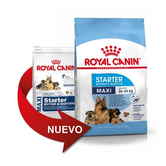 Croquettes Chiot Grandes Tailles Starter Mother & Babydog 15 kg de Royal Canin