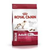 Pienso Perro Adulto +7 Años Razas Medianas 15 Kg de Royal Canin